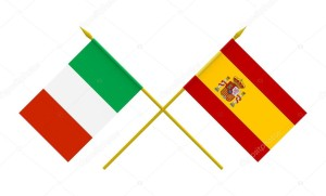 flags-italy-and-spain